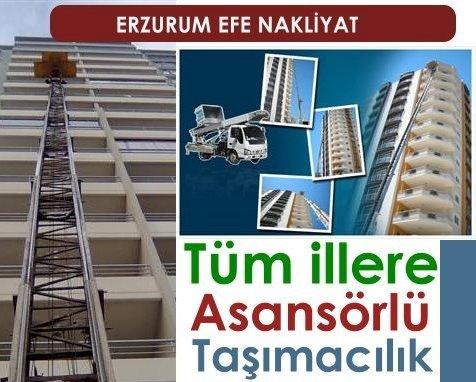 Erzurum Asansörlü Taşıma
