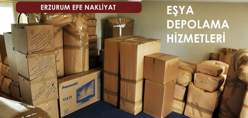 Erzurum Eşya Depolama Hizmetleri